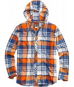 Burton Ruckus Hooded Flannel