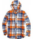 Burton Ruckus Hooded Flannel  - thumbnail 1