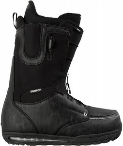 Burton Ruler Snowboard Boots Black/White