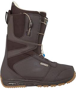 Burton Ruler Snowboard Boots Brown/Blue