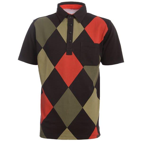 Burton Runaway Argyle S/S Polo Shirt