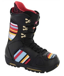 Burton Sabbath Snowboard Boots Black