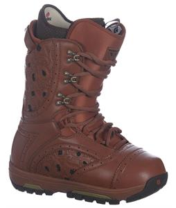 Burton Sabbath Snowboard Boots Cognac