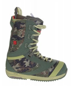Burton Sapphire Snowboard Boot Green