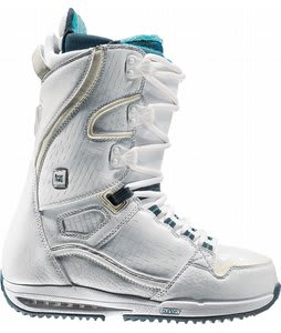 Burton Sapphire Snowboard Boots White/Tan