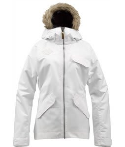 Burton Scarlet Snowboard Jacket Bright White