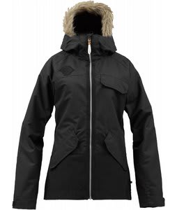 Burton Scarlet Snowboard Jacket True Black