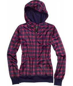 Burton Scoop Hoodie Hex Prepster Plaid