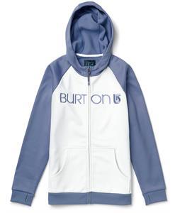 Burton Scoop Hoodie Vanilla Ice/Purple Sage