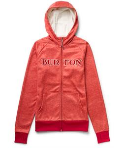 Burton Scoop Hoodie Cardinal Heather