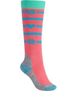 Burton Scout Socks Sweetpea