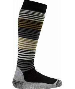 Burton Scout Socks True Black