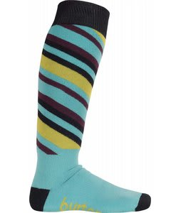 Burton Scout Socks Curacao Stripe