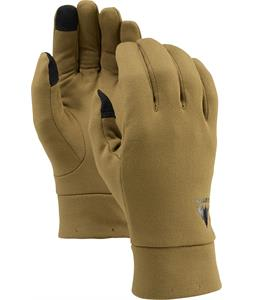 Burton Screen Grab Liner Gloves Hickory