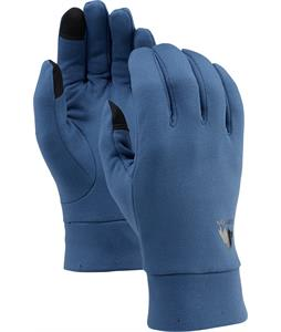 Burton Screen Grab Liner Gloves Team Blue