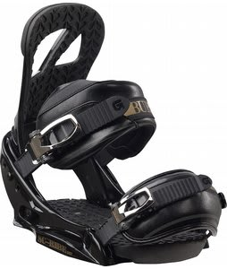 Burton Scribe EST Snowboard Bindings Black