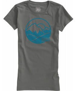 Burton Seal T-Shirt Heather Grey