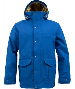 Burton Sentry Snowboard Jacket Heron Blue