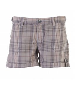 Burton Service Shorts Nickel Plaid