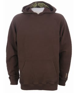 Burton Shank Hoodie Roasted Brown