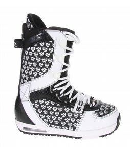 Burton Shaun White Snowboard Boots White/Black