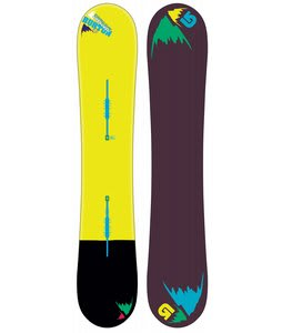 Burton Sherlock Snowboard 160