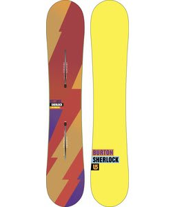 Burton Sherlock Blem Snowboard 163