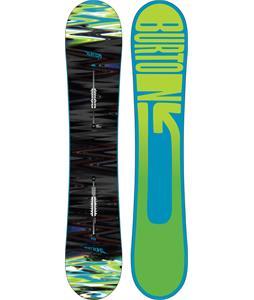 Burton Sherlock Blem Snowboard 154
