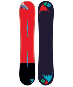 Burton Sherlock Wide Snowboard 158