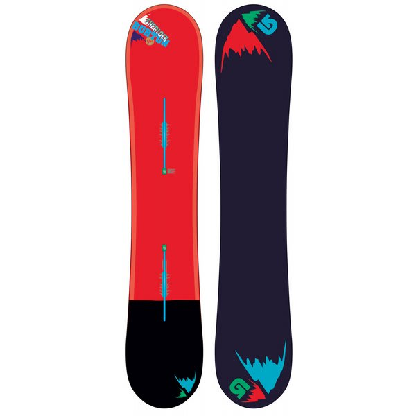 Burton Sherlock Wide Snowboard