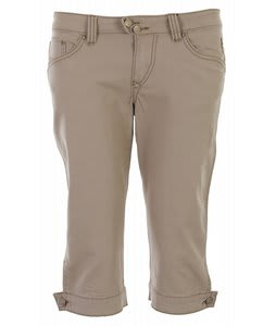 Burton Shoreline Knicker Capris Pebble