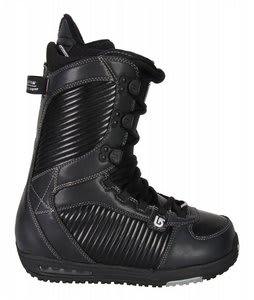Burton Shaun White Snowboard Boots Black/Silver