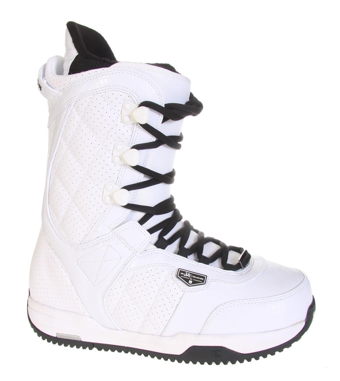 Burton Shaun White Snowboard Boots White Mens