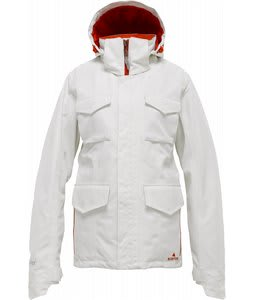 Burton Skylar Goretex Snowboard Jacket Bright White