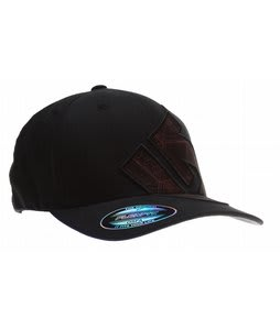 Burton Slidestyle Flexfit Cap True Black