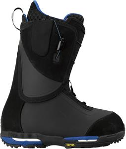 Burton SLX Snowboard Boots Black/Blue