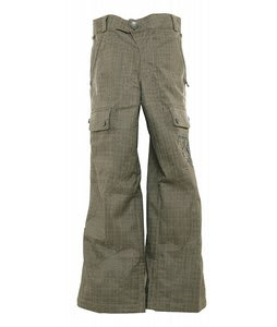 Burton Cargo Smalls Snowboard Pants Burlap