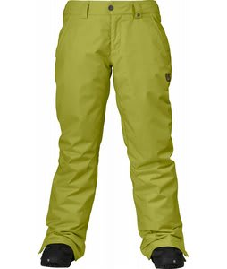 Burton Society Snowboard Pants Grass Stain
