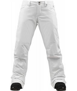 Burton Society Snowboard Pants Bright White