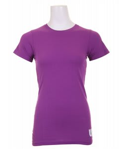 Burton Solid T-Shirt Razzleberry
