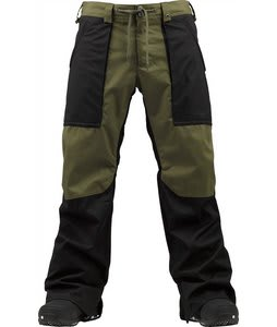 Burton Southside Snowboard Pants True Black/Keef