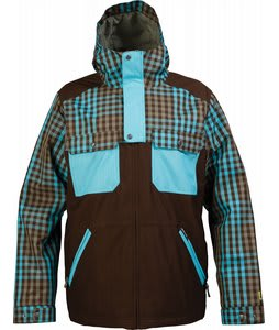Burton Southsider Snowboard Jacket Gmp Curacao Yd Pld