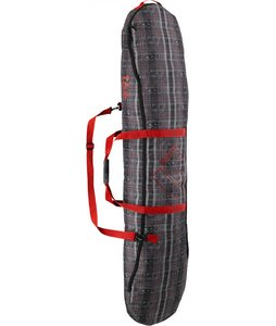 Burton Space Sack Snowboard Bag Tattered Plaid 166cm