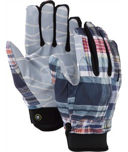 Burton Spectre Gloves Madras Plaid
