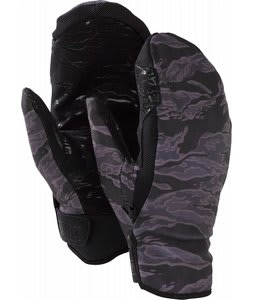 Burton Spectre Mittens Tiger Camo