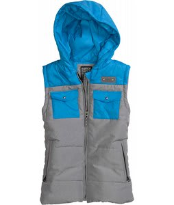 Burton Spruce Vest True Black