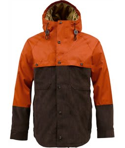Burton Squire Snowboard Jacket Merkin/Grizzly