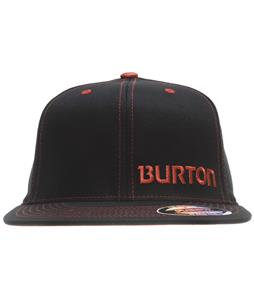 Burton Stamped Flexfit Cap True Black