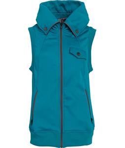 Burton Starr Vest Turquoise