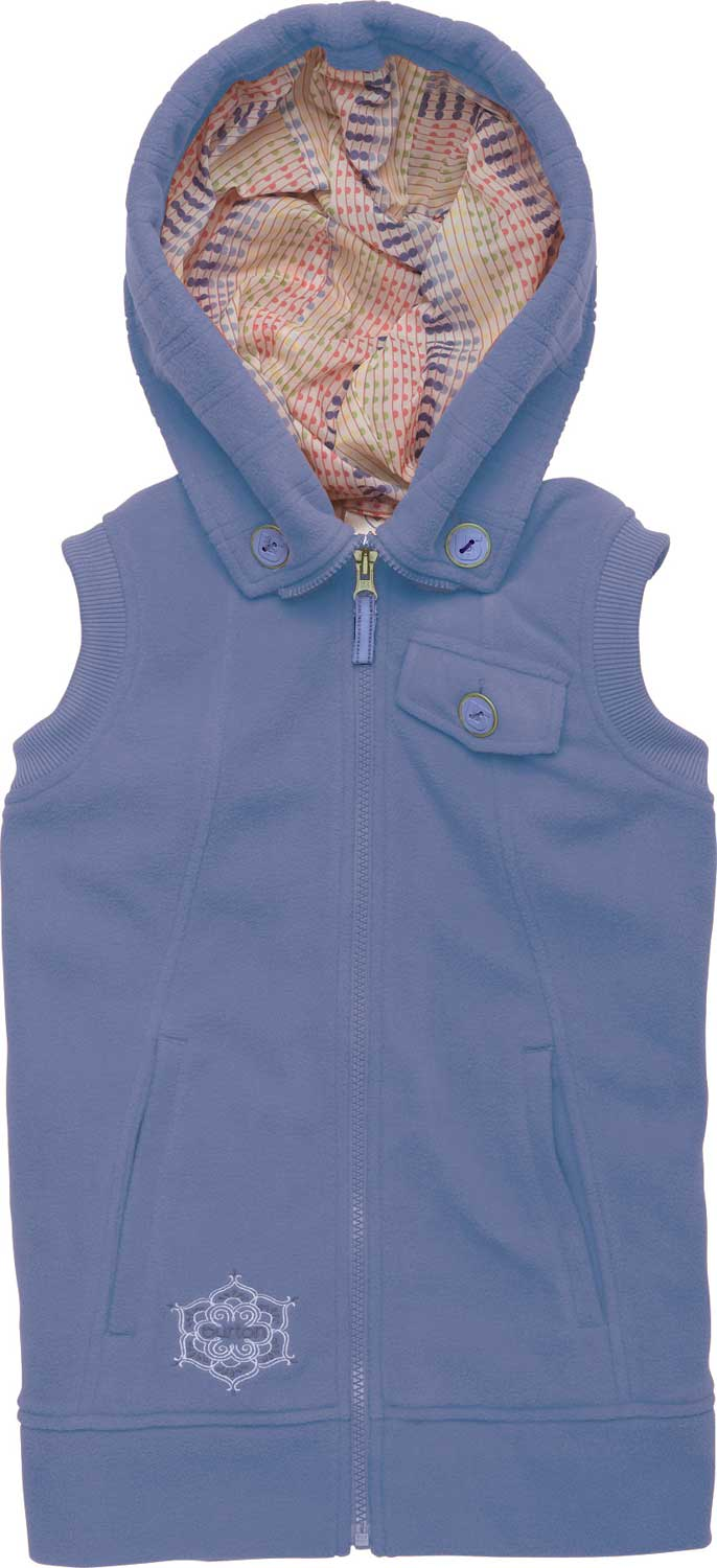 Shop for Burton Starrlite Snowboard Vest Iris - Girl's